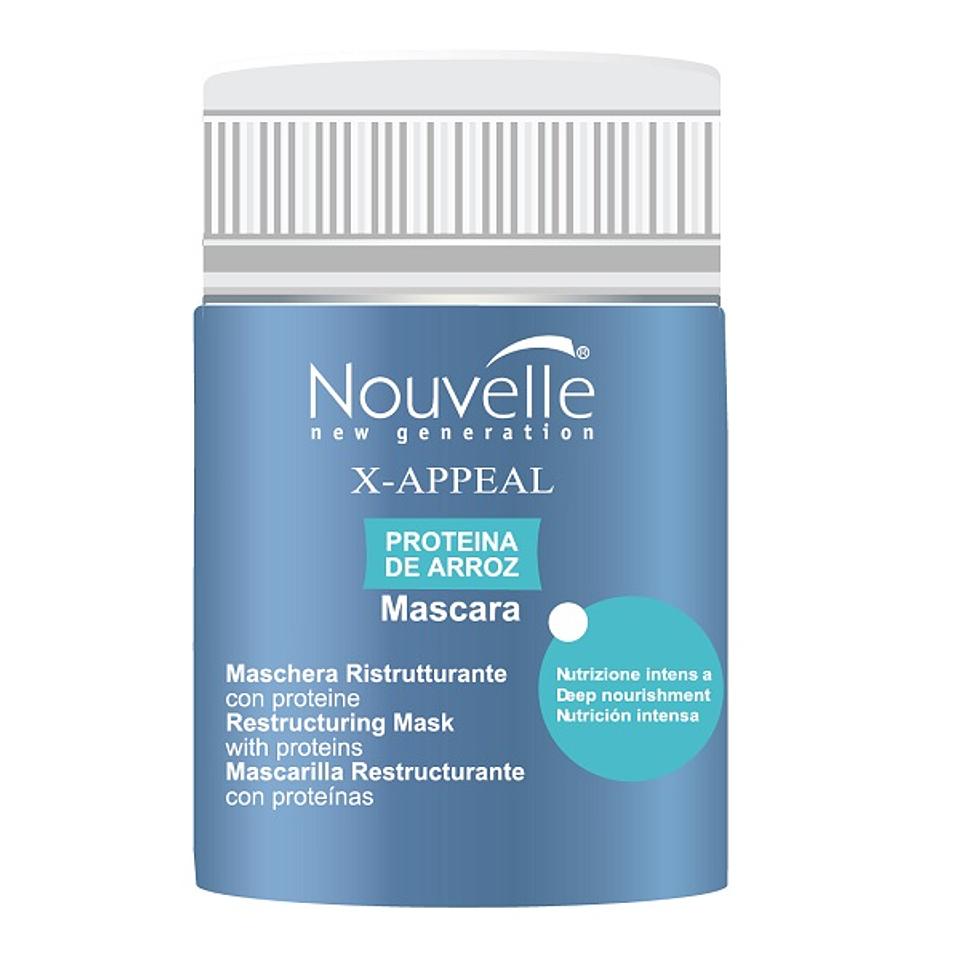 Mascarilla Proteína de Arroz NOUVELLE 50ml