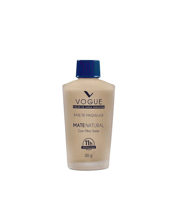 Base Liquida Vogue Mate Natural