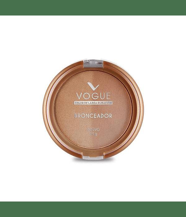 Polvo Vogue Bronceador x 14g