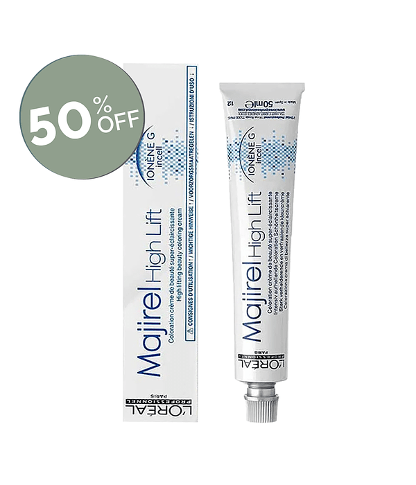 Tintura Superaclarante L'ORÉAL Majirel High Lift 50ml