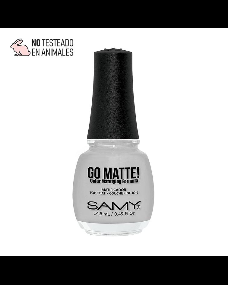 Matificador Go Matte! SAMY