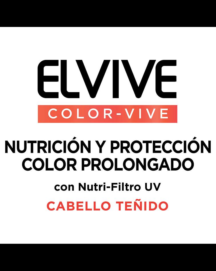 Pack Champú + Acondicionador Protector L'ORÉAL Elvive Color-Vive 400ml c/u