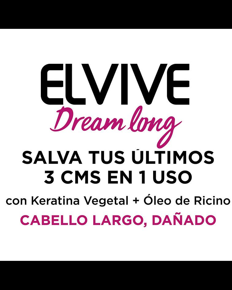 Pack Champú 400ml + Champú 200ml Reconstructor L'ORÉAL Elvive Dreaming Long