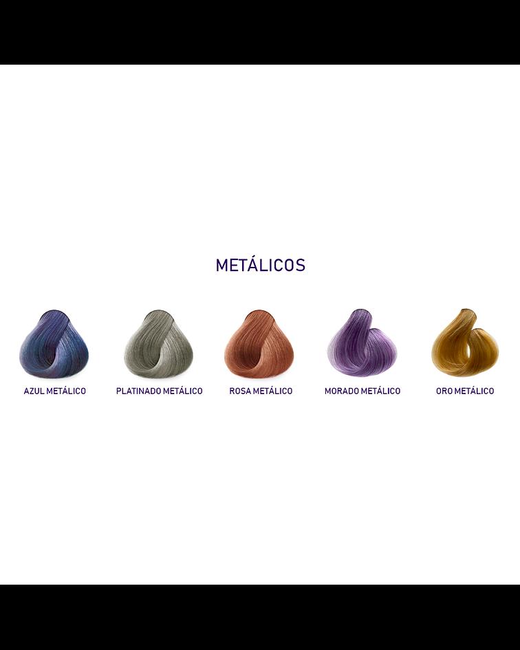 Tintura Demipermanente Metallics KÜÜL Color System 90g