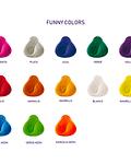 Tintura Semipermanente Fantasía Larga Duración Funny Colors KÜÜL Color System 90g