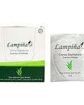 Crema Depilatoria LAMPIÑA Corporal x6 Sobres 30g