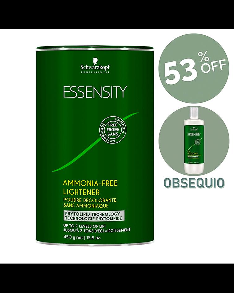 Polvo Decolorante Sin Amoniaco ESSENSITY 450g