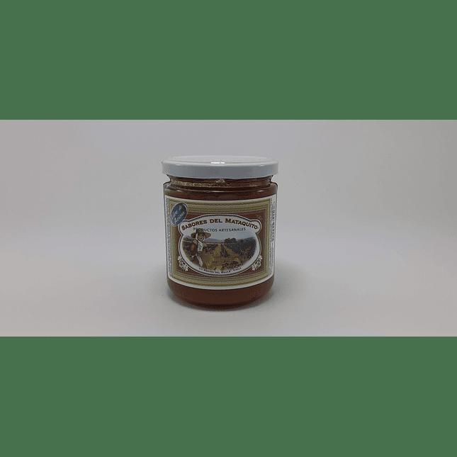 Mermelada de Rosa Mosqueta 410 grs Libre de Azúcar