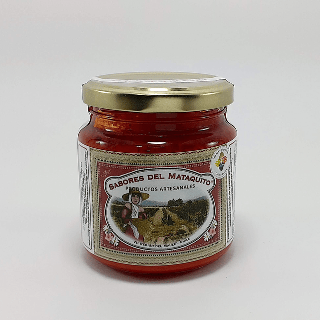 Pasta de Ají Americano 260 grs