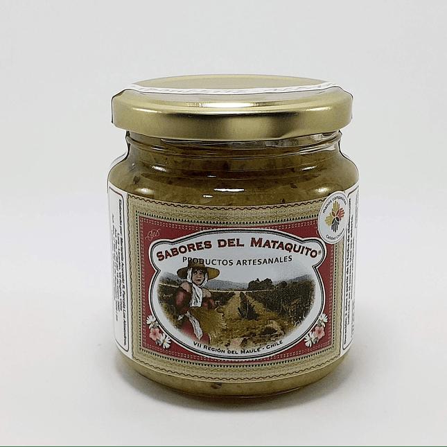 Pasta de Ajo, Ciboulette y Albahaca 260 grs