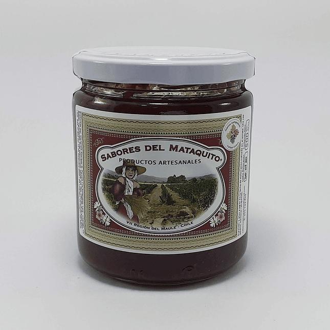 Mermelada Frambuesa 500 grs