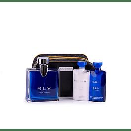 Perfume Bvl Blue Varon Edt 100 ml Estuche