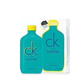 Perfume Ck One Summer 2020 (Verde) Unisex Edt 100 ml