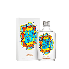 Perfume Ck One Summer 2019 (Blanco) Unisex Edt 100 ml