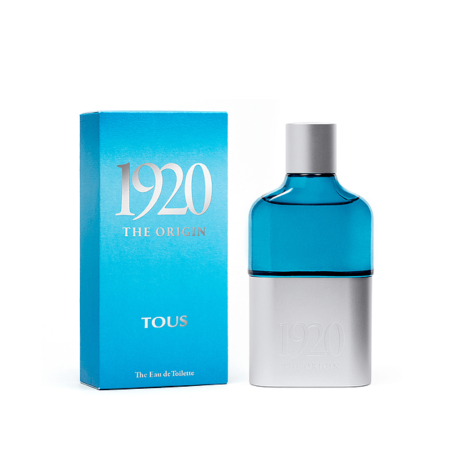 PERFUME TOUS MAN 1920 THE ORIGIN HOMBRE EDT 100 ML