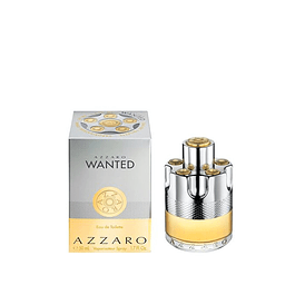Perfume Azzaro Wanted Hombre Edt 50 ml