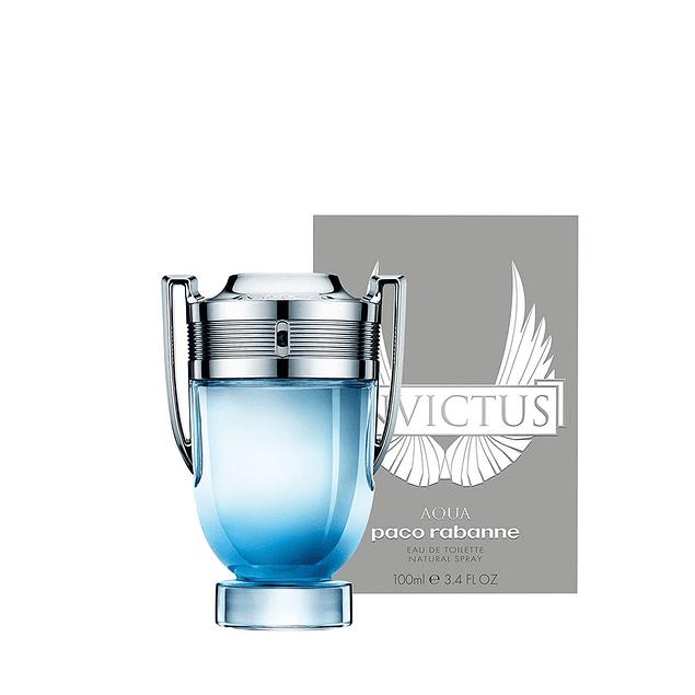 Perfume Invictus Aqua Hombre Edt 100 ml