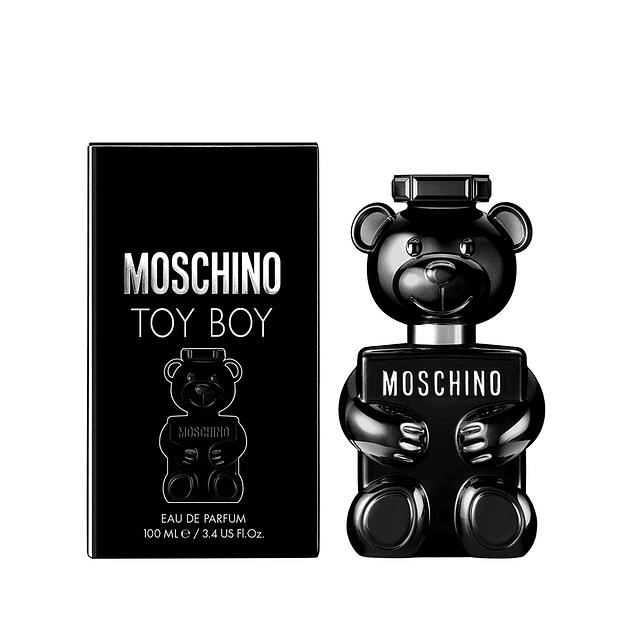 PERFUME TOY BOY MOSCHINO HOMBRE EDP 100 ML