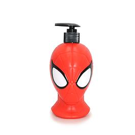 Jabon Liquido Spiderman 3D Niño 400 Ml
