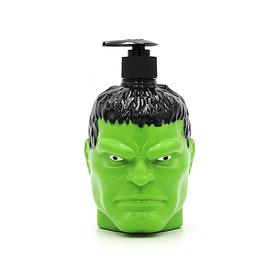 Jabon Liquido Hulk 3D Niño 500 Ml