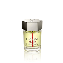Perfume Ysl L´ Homme Sport Hombre Edt 100 Ml Tester