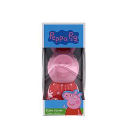 Jabon Liquido Peppa Pig 3D Niña 300 Ml
