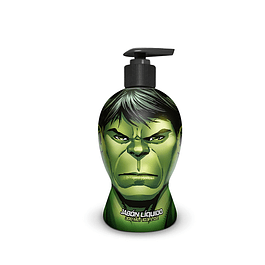 Jabon Liquido Avengers Hulk Niño 300 Ml