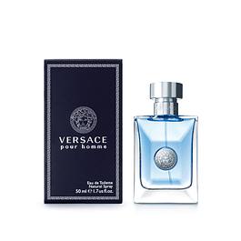 Perfume Versace Pour Homme Hombre Edt 50 Ml