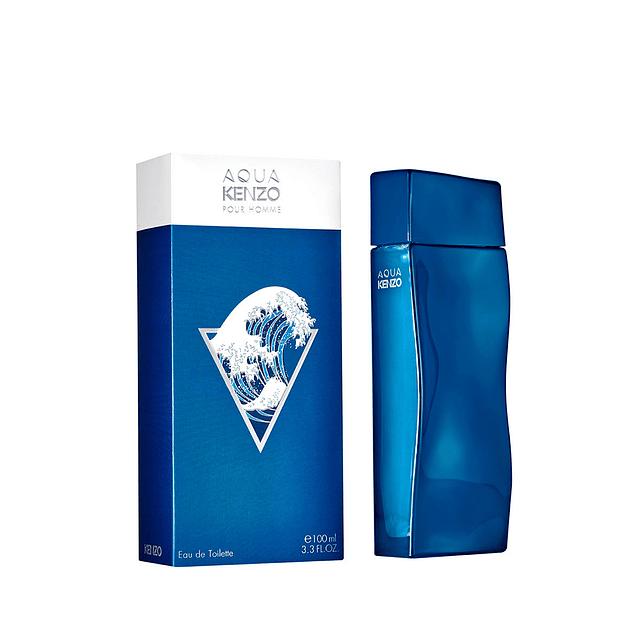 Perfume Aqua Kenzo Pour Homme Hombre Edt 100 ml