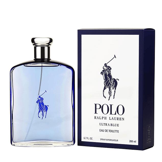 Perfume Polo Blue Ultra Hombre Edt 200 ml