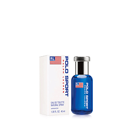 Perfume Polo Sport Hombre Edt 40 ml