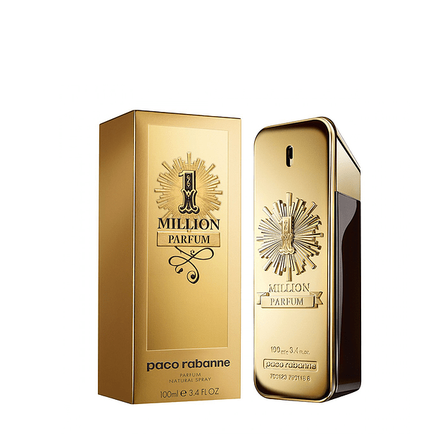 Perfume One Million Hombre Edp 100 ml