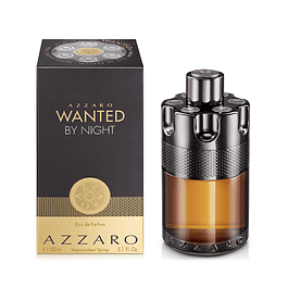 Perfume Azzaro Wanted Night Hombre Edp 150 ml