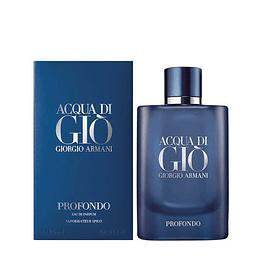 Perfume Acqua Di Gio Profondo Hombre Edp 125 ml