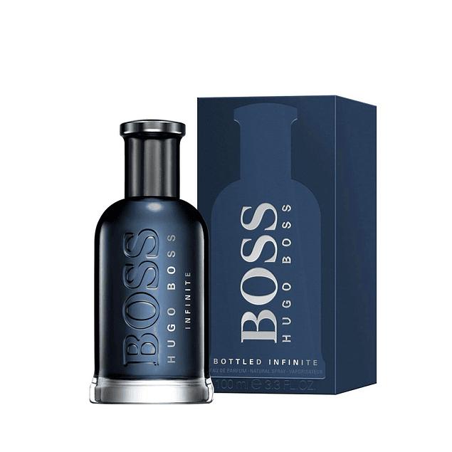 Perfume Boss Infinite Hombre Edp 100 Ml