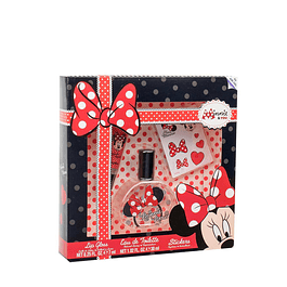 Perfume Minnie Mouse Niña Edt 30 ml Estuche