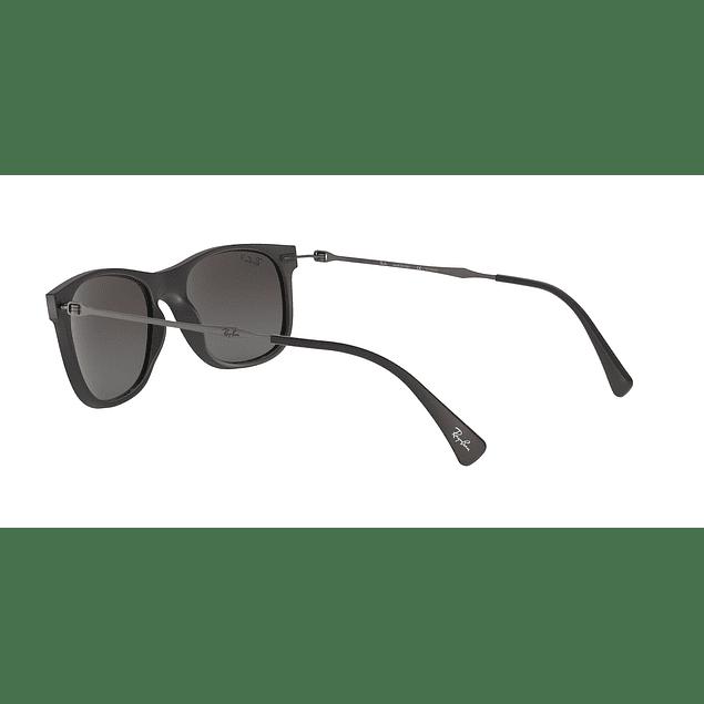 Lente De Sol Inyectado Unisex Ray-Ban 0Rb4318 601S82 55