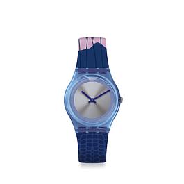 Reloj Swatch Gz328 Unisex Licence To Kill Original