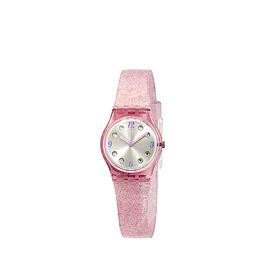 Reloj Swatch Lp132C Mujer Rose Glistar Original