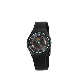 Reloj Swatch Sfb147 Unisex Troposphere Skin