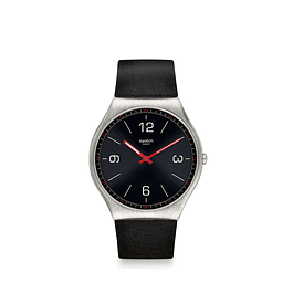 Reloj Swatch Ss07S100 Unisex Skinblack Skin