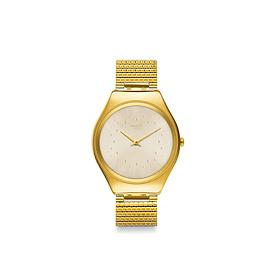 Reloj Swatch Syxg106Gg Mujer Skin Glam Skin