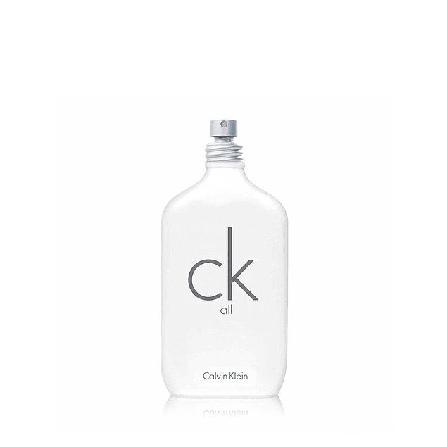 Perfume Ck All Unisex Edt 100 ml Tester