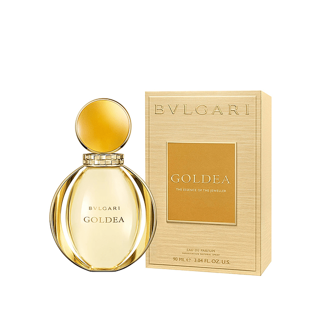 Perfume Bvl Goldea Mujer Edp 90 ml