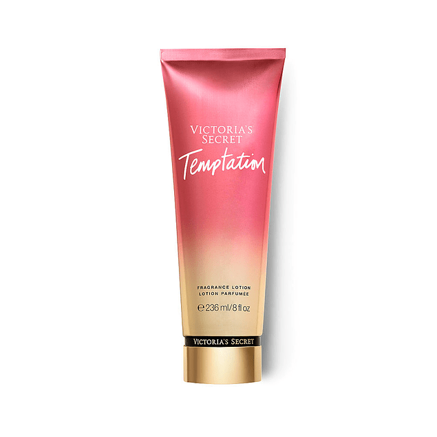 Crema Temptation Victoria Secret Mujer Body Lotion 236 ml