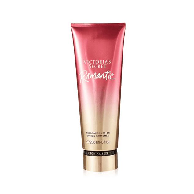 Crema Romantic Victoria Secret Mujer Body Lotion 236 ml