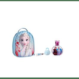 Perfume Frozen Ii Niña Edt 100 ml / Zipper Case (8588) Estuche
