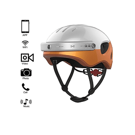 CASCO AIRWHEEL C5 CAMARA VIDEO HD / CONECTIVIDAD PARA MUSICA Y TELEFONO
