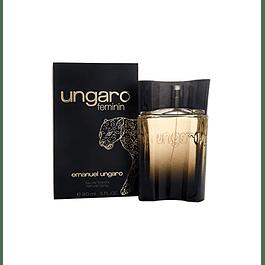 Perfume Ungaro Feminin Mujer Edt 90 ml