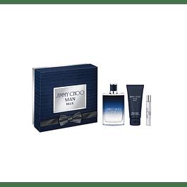 Perfume Jimmy Choo Blue Hombre Edt 100 ml Estuche